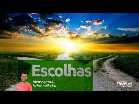 Reflexão Bíblia | 25/01/2015 - Pr. Rodrigo Freitas (Noite)
