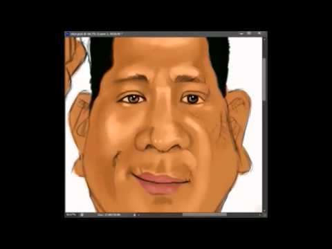 Edison Veneracion Speed Painting