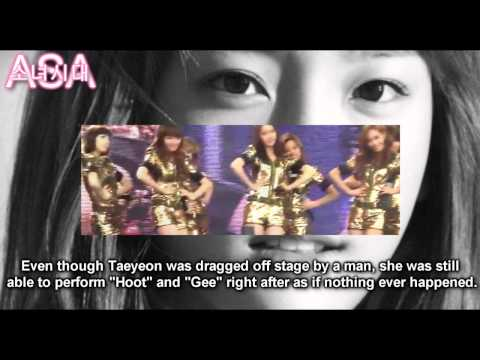 Against Anti-SNSD: Taeyeon isnt a Leader...