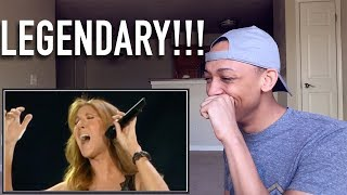 Reacting To 10 Times Céline Dion 39 S Vocals Had Me Shook