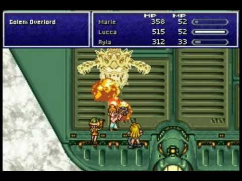 Patch Chrono Trigger Ds Gameplay Gta