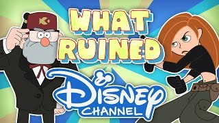 What RUINED Disney Channel?