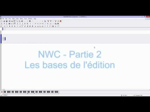 Noteworthy Composer | Tuto partie 2 | http://XavierRavel.weebly.com