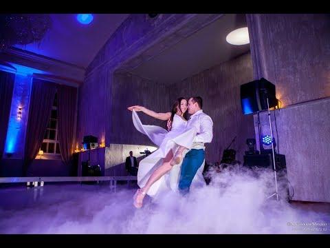 Шикарный свадебный микс Михаила и Анны