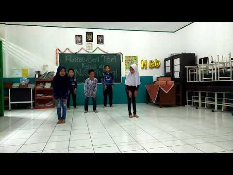 Pentas Seni Tari - tari Bungong Jeumpa ke 4 SDN Sariwangi
