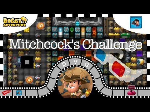 [~Movie Madness~] # Mitchcock's Challenge - Diggy's Adventure