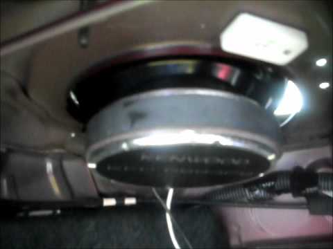 Speaker/Amp Wiring - 2006 Honda Civic LX 4dr Sedan Book 1 - Chapter 2