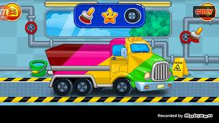 Trò chơi rửa xe car wash game vui nhộn cu lỳ ti vi