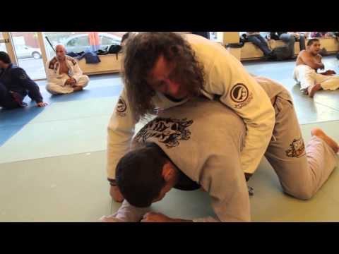 Kurt Osianders Move of the Week  Arm Drag to Back
