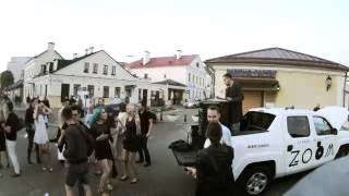 Zoom Car – Minsk Belarus – Street party