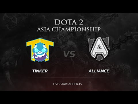 TT vs Alliance, DAC 2015 Europe Qualifiers, game 1