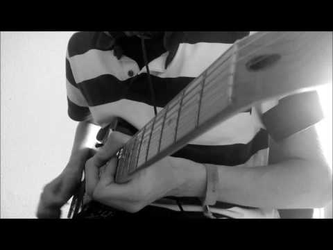 Unwound - Entirely Different Matters (guitar cover)