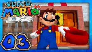 Super Mario 64 DS - Part 3 | Saving Super Mario!