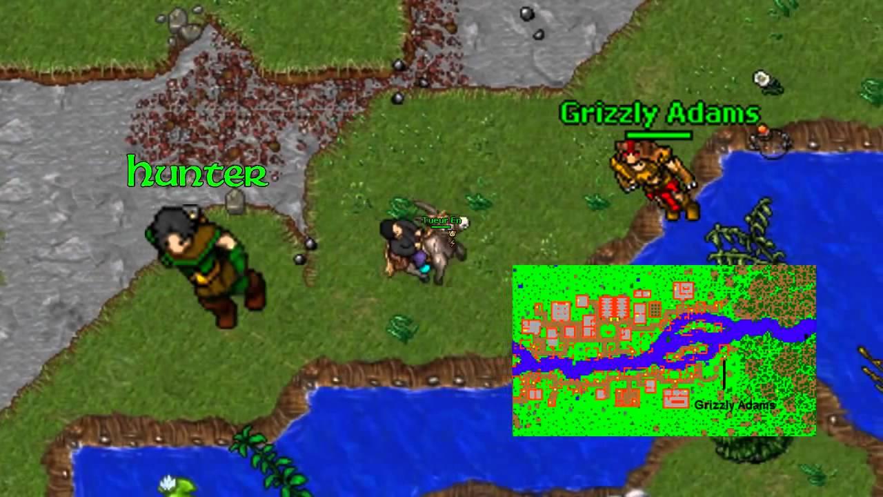 War Bear Mount Tibia Tutorial War Bear Mount
