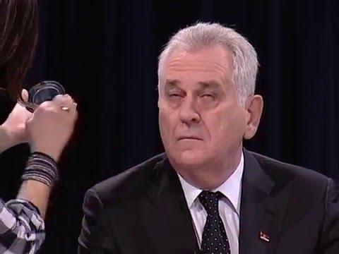 Intervju  Predsednika Srbije Tomislava nikolića