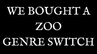 We Bought a Zoo trailer: genre swap