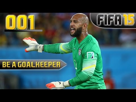 Let's Play Fifa 15 - Be a Goalkeeper #1 [Karriere Modus] [Full-HD]