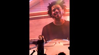 Watch J. Cole Homecoming video