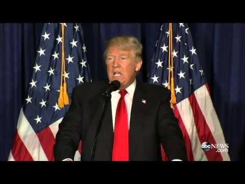 Donald Trump Flubs Pronunciation of 'Tanzania'