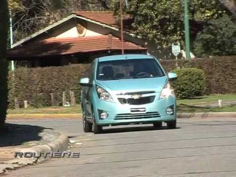 Routiere Test Chevrolet Spark LT Pgm 144.mpg
