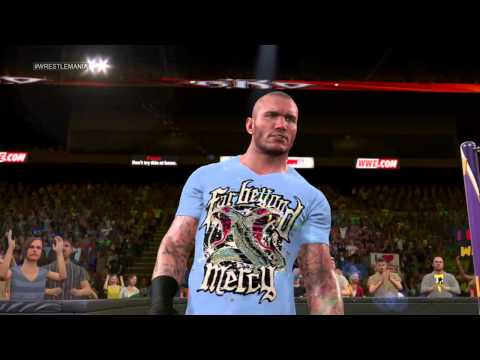 Wwe 2k15 Randy Orton Tattoo Wwe 2k15 Ps4 Randy Orton