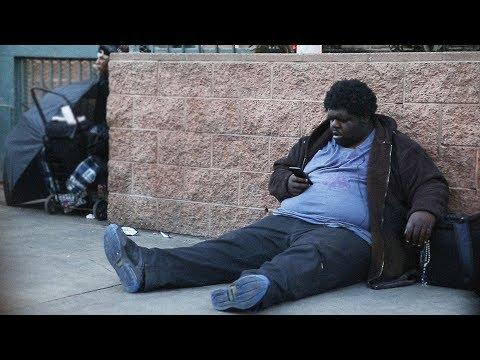 Лос Анджелес - Город Бездомных. Часть Первая.