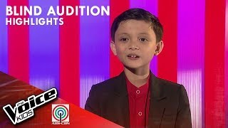 Meet Ian Prelligera from Albay | The Voice Kids Philippines 2019