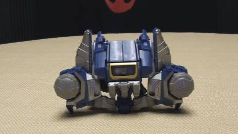 BOOMBOX MODE for War for Cybertron SOUNDWAVE: EmGo's Transformers Review N' Stuff