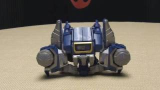 BOOMBOX MODE for War for Cybertron SOUNDWAVE: EmGo
