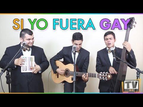 Si yo fuera gay - PARODIA Cardenales de Nuevo León
