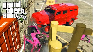 GTA 5 Online PC | CAT vs MOUSE 9 | GTA 5 Funny Moments
