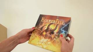 HAMMERFALL - Dominion Unboxing | Napalm Records