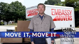 Are You Moving An Embassy?