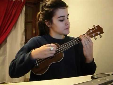 Luciana Abal- Stand by Me (The Beatles) Ukelele