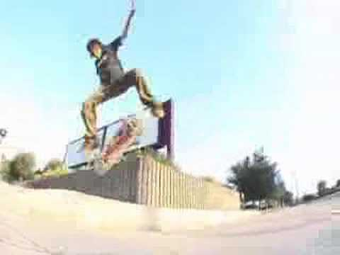 Ryan Sheckler Skateboarding Video