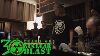ELUVEITIE - In The Studio (Evocation II - Pantheon Trailer #2)