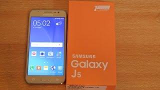 Обзор Samsung j5. Красивый, но не функциональный.