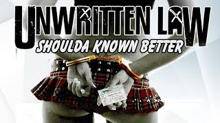 Watch Unwritten Law Shoulda Known Better video