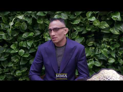 UFC 223: Tony Ferguson Media Lunch - MMA Fighting