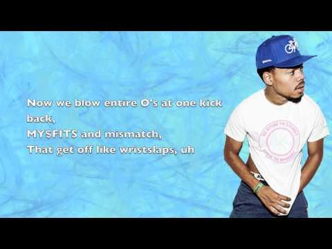 Chance The Rapper - Nostalgia - Lyrics