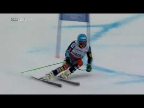 Ted Ligety wins Gold in SuperG at World Championships Schladming 2013