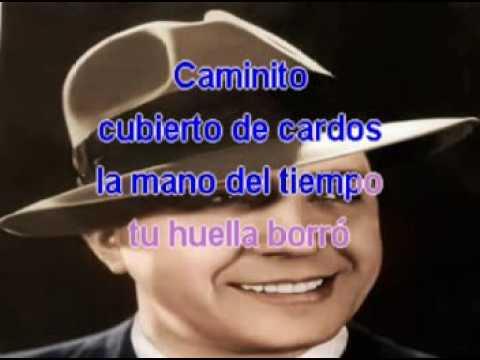Carlos Gardel   Caminito