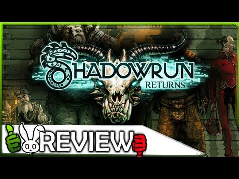 Shadowrun Returns REVIEW - Haasty Review