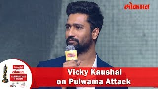 Bollywood Actor Vicky Kaushal on Pulwama Attack   Exclusive Interview   LMOTY 2019