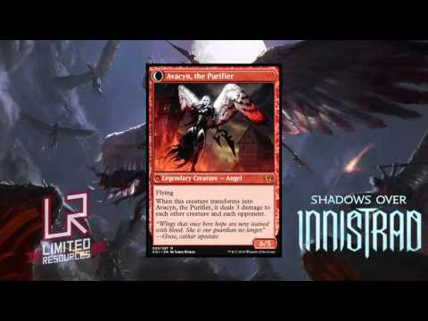 Limited Resources 331 – Shadows over Innistrad Set Review: Rare and Mythic Rare