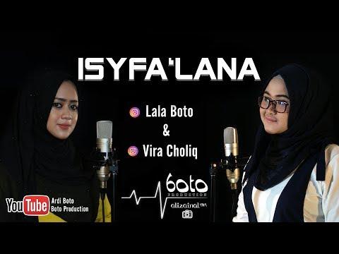 Isyfa'lana  اشفع لنا Cover - Lala Boto & Vira Choliq