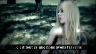Avril Lavigne - love you (FR-SUB)