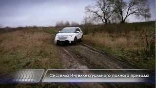 Погоня ДПС за Ford Explorer в Смоленске Атлант-М Николаева
