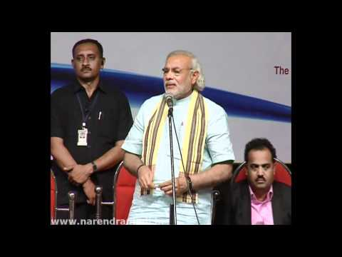 Shri Narendra Modi criticizes Centre for ignoring north-east at One India Award function in Mumbai