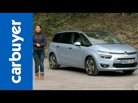 Citroen Grand C4 Picasso MPV 2014 review - Carbuyer